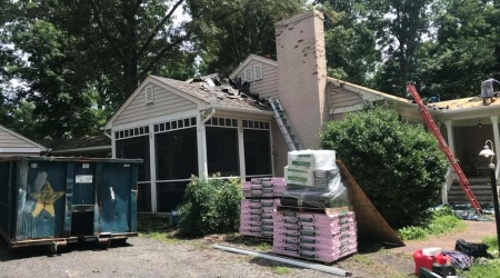 roof replacement elite services southern maryland