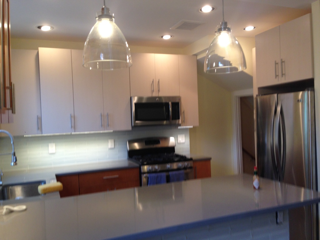 lighting ideas new counters appliances
