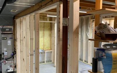 basement room framing