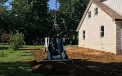 Excavating services southern maryland contractors
