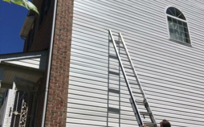 Siding work southern maryland contractors