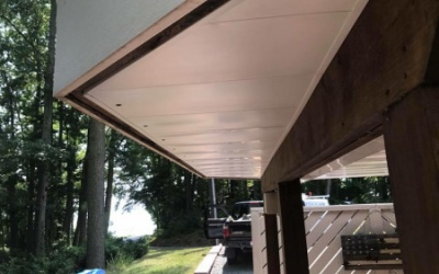 outdoor ceiling replacement elite services