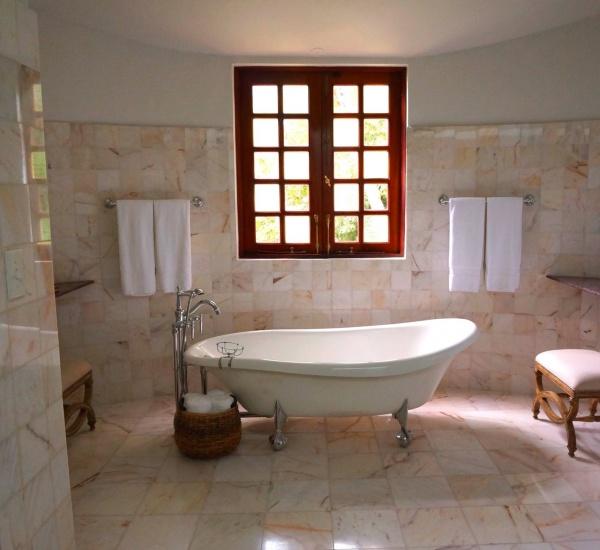 new bathtub and bath design