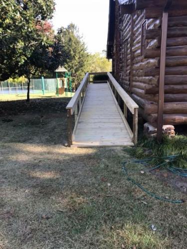 Stair Walkway