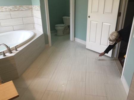 Bathroom Ceramic Tile 2